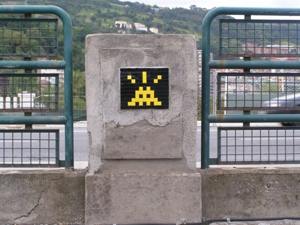 Lyz, Space Invaders  Bilbao, Lyon