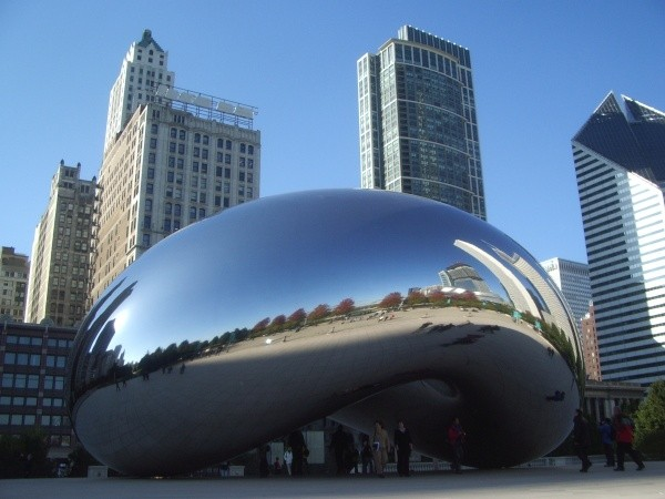 Chicago - the cloud gate