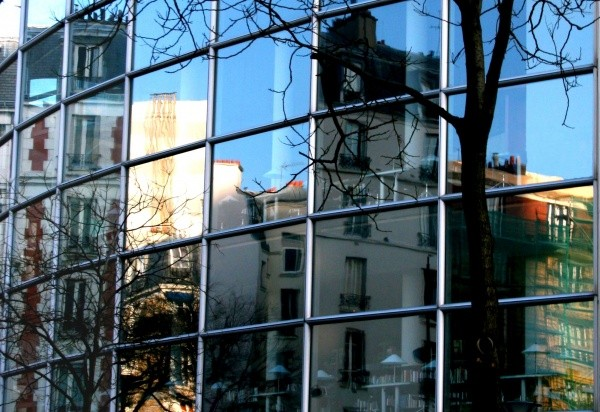 reflets de paris, Nature Urbanisme et Culture.