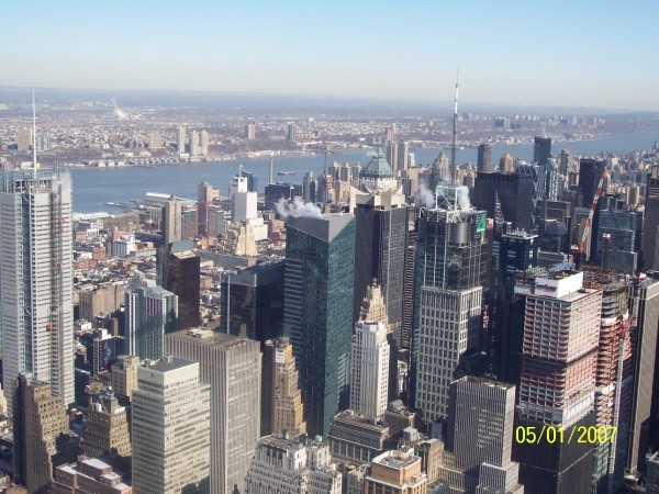 New-York, toujours impressionnant !