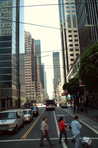 San fransisco business life